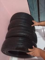 Pneus semi novos Pirelli