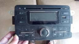 Rádio Original Renault com CD e USB