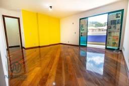 Título do anúncio: Apartamento com 2 dormitórios para alugar, 70 m² por R$ 2.200/mês - Agriões - Teresópolis/