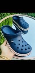 Crocs kemo azul marinho c/garantia 1 ano
