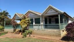 Alugo casa 9 quartos em Grussai