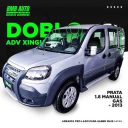 Título do anúncio: DOBLO ADV XINGU 1.8 2013