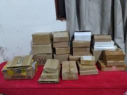 Caixas de papelão para e comerce