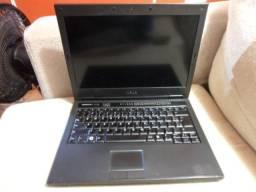 notebook Dell 4gb hd-320 dual core wi-fi super avançado R$700 tratar 9- *