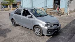 Vendo Etios Toyota 2018