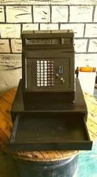 Máquina Registradora Anos 70  /  Decoração vintage