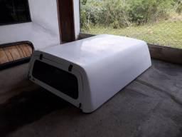 Capota de fibra de Amarok cabine simples