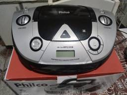 Vendo rádio Philco MP3 USB novo