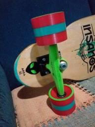 Skate Longboard Insanos