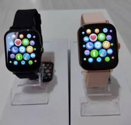 Título do anúncio: Smartwatch Colmi P8 PLUS + pulceira extra e película Grátis!