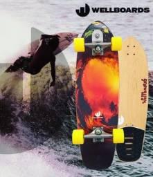 Simulador de surf de Alta performance