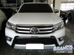 Título do anúncio: Toyota Hilux CD SRX 4x4 2.8 TDI 16V Diesel Aut.