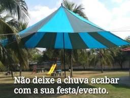Título do anúncio: Alugo lona/tenda R$275,00