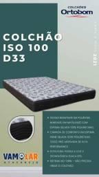 Colchão Iso D33 Ortobom de Qualidade com frete grátis