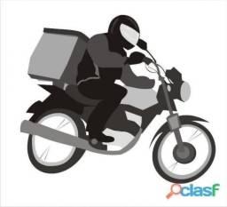 PRECISA-SE DE UM MOTO BOY URGENTE