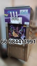 Máquina de sorvete expresso DOUBLE MASTER TECSOFT