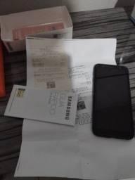 Samsung no meu nome J6 plus 32 gb