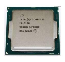 Processador Intel i3-6100