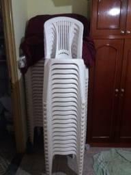 40 cadeiras tramontina - Seminovas