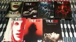 Dvd série True Blood completa