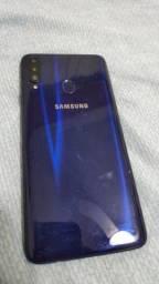 Título do anúncio: Samsung Galaxy A20s Dual Sim 32 Gb Azul 3 Gb Ram