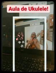 Título do anúncio: Aulas de Musica online!