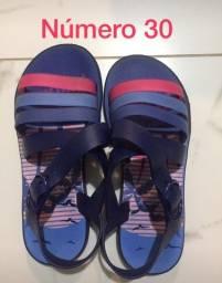 Sandália da Maisa - tamanho 30