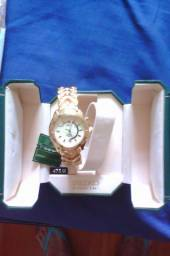 Seiko Kinetic Windward Mostrador Branco Relógio Masculino