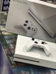 Título do anúncio: Xbox One S Microsoft 500gb Perfeito Estado !!!! Aceitamos Trocas LEIA