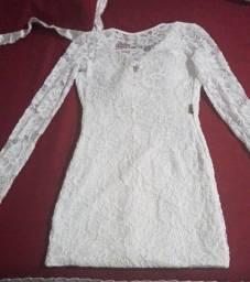 lindo vestido de emera  pra vende