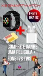 Smartwatch compre e ganhe dois brindes