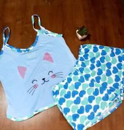 Pijamas para Uso ou Revenda