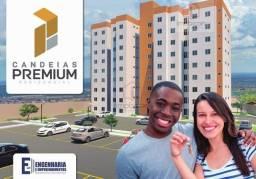 Título do anúncio: Apartamento com 2 dormitórios à venda por R$ 173.953,00 - Sol Nascente - Vitória da Conqui
