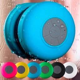 Caixinha de som Bluetooth Resistente a água