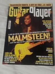 Revista Guitar Player Malmsteen