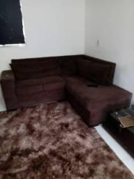 Vendo sofá L valor 600