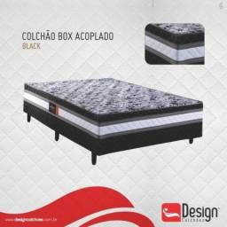 Sexta Black Friday - Colchobox Casal Black Promoção