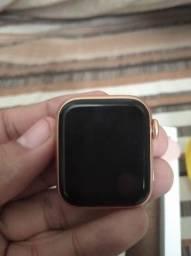 Relógio Inteligente Smartwatch Iwo 12 Pro 40mm Rosê (original)