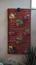 Título do anúncio: Floreira deck dimensão  A  2m X 1m L