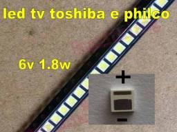 Título do anúncio: Led Para TVs Philco Toshiba TCL e Semp