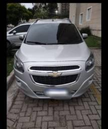 Título do anúncio: Chevrolet spin 18.8v 2018 Ltz