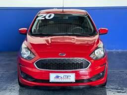 Título do anúncio: Ford KA 1.0 SE 12V FLEX 4P MANUAL 2020