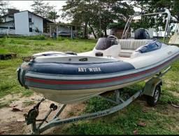 Título do anúncio: Bote Flex Boat Flex