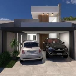 Título do anúncio: Casa com 3 dormitórios à venda, 110 m² por R$ 580.000,00 - Jardim Itália II - Maringá/PR