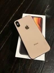 iPhone XS Max 64gb Vitrinni ( c  garantia )