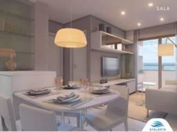 Ak.Lindo!Apartamento Tipo Loft,40M²,No Studio Atalanta,Em frente ao Mar