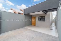 Lindas casas com suíte e ótimo acabamento, no Rita Vieira 1!