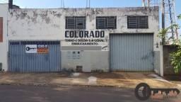 Título do anúncio: VENDA - GALPÃO - PRÓXIMO AO POSTO ZAP - A.C = 200 m² - A.T = 252 m² - P PRUDENTE