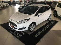 Fiesta 1.0 Completo 2017 Automàtico Impecável Confira