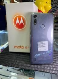 Motorola E6S produto novo